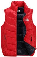2014 New Dongkuan thick down vest men outdoor high velvet waistcoat.  A97
