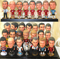 "169 PCS/LOT Football 2.5"" Figurine (Mixed Order) Doll Toy Figure For wholesale Shipping free"