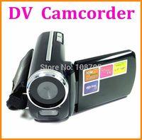 12MP 720P HD Digital Video Camera with 4 x Digital Zoom, 1.8 LCD Screen Mini DV Digital Camcorder