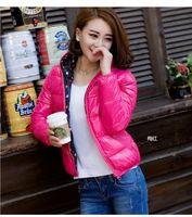 2014 Fashion European Style Coat Cold Down Jacket Winter Cotton Women Coat  Plus Size Women Outwear Free Shipping