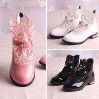 Wenzhou shoes wholesale 2014 new fall shoes Korean fashion girls princess lace shoes Taobao hot tide