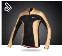 2014 New Arrival  Jakroo UV50+ Men Summer  Cycling Bicycle Riding Bike Professional Athlete Long Sleeve Jersey Shirt  - EVO III