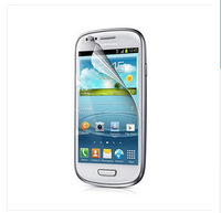 5X front screen film fit for Samsung I8190 / 8190 Galaxy Ace Plus Screen Protector Clear [ Ultra Crystal ] retail packaging