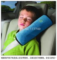 Child car seat belt Cute cartoon plush shoulder sleeve Shoulder sleep auto supplies