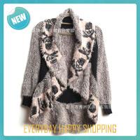 women crocheting pullover 2014,knit cardigan sweater,womnen winter warm Blouses