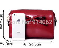 Free shipping fashion women messenger handbags 20.5*9*14cm