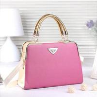 High quality  2014 Hot sale Women Vinatge elegent Handbag Famous brand messenger Bag Female fashion solid Clutch Bag  S4621