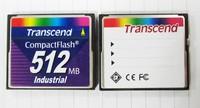 5PCS Transcend Industrial Grade 512MB CompactFlash Card 512mb CF Memory CARD 512 MB