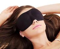 3D sleeping mask FREE SHIPPING eye mask 100% cotton eye mask for sleep