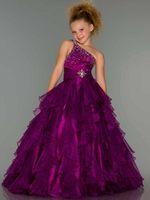 Flower Girl Dresses for weddings party dresses vestido de festa infantil kids evening gowns