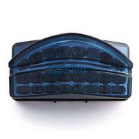 Smoke Blue Lens 48 LED Brake Tail Light Turn Signal For Honda CBR600 F4i 01-08