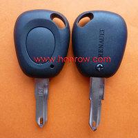 Renault 1 button remote key blank