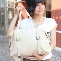 Totty braccialini bag 2014  vintage bag genuine leather women's handbag cowhide messenger bag autumn and winter bags women's