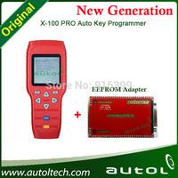 Best Price Original x100 key programmer x100 plus key programmer x100+ x-100+ auto key programmer.x100 plus on hot sales