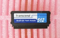 Transcend 512MB 40Pin IDE Flash Module Disk On MODULE DOM 512mb Flash Memory