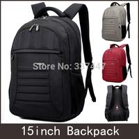 Hot sale Fashion 2014 New High capacity men's backpacks women backpack 15inch laptop backpack sport bag blue/red/khaki