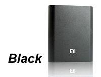 Original Xiaomi Power Bank 10400mAh Portable Xiaomi Powerbank Charger for Xiaomi Red Rice 1s Mi3 Mi4 Android Phone Black