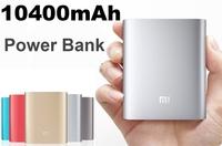 Original Xiaomi 10400mAh Power Bank Portable CellPhone Li-ion Battery Charger For iPhone samsung