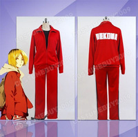 New Arrival Custom Made Haikyuu! Nekoma High Cosplay Costume Uniform Gym Training Suit Sport-Wear Jersey