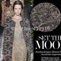Royal and noble ladies fashion style fashion fabrics jacquard tapestry