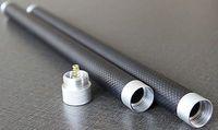 Feiyu G3 G3Ultra Handheld Gimbal Carbon Fiber Extension Rod tube 37cm 1pc