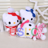 New Arrival YOUMI Birthday Gift Soft of Navy Hellokitty Children Toy Doll Plush Toys Home / Car Decoration