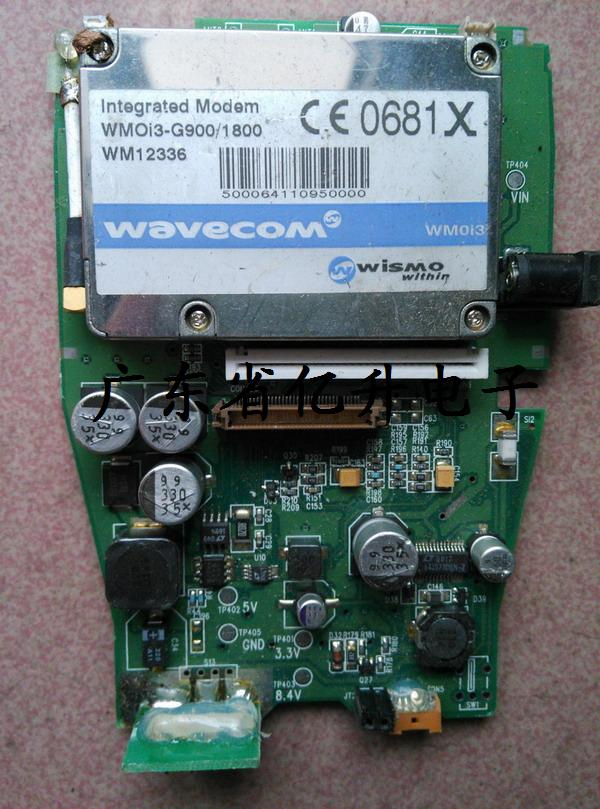 WMOi3-G900 / 1800 WM12336 GSM dual-band integrated GSM modem module(China (Mainland))