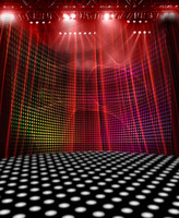 5x7ft Pictorial cloth Computer-Painted Shoot Studio Colorful digital lighting stage Photography Background fabric