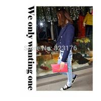 Fashion customised pu candy colors pu hand bag shoulder bag hot selling
