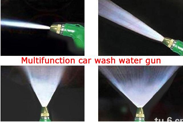 Multifunctional Car washer/Cleaner High pressure water Gun carwash/washing 20 M Washing machine Free Shipping(China (Mainland))