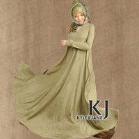 2014 Hot Sale Muslim Women Dress Ladies Beautiful Elegant Islamic Wear High Quality Dubai Abaya Female Muslim Abaya