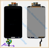 Black Original for LG G2  LCD display withTouch Digitizer Assembly for  LG Optimus G2 D800 D801 D803 Optimus G2 LCD  replacement