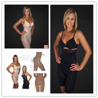 Free shipping Hot sale- 2 sets New women Slimming  Body Shaper Slimming High Waist Pants