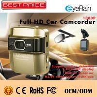 New Original NTK 96550 HD 1080P Car DVR Vehicle Camera Video Recorder Dash Cam G-sensor 2.4inch TFT HDMI WDR Car Camera.CDV1237B