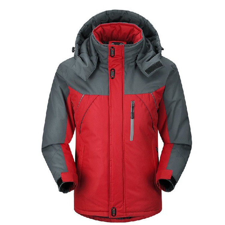 2014 New Arrival Hot Selling Men's Down Jacket Thicken Hooded Down Jacket Casual Plus Size 4XL/5XL Winter Male Coat WA192(China (Mainland))