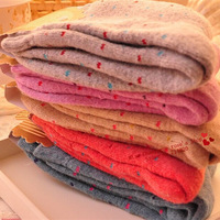 Mix candy color wool women's socks.Lovely cotton High quality.Fashion for girls.Hosiery.Free shipping.Hot.Wholesale.NSWZ1-18M20