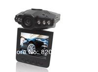 6pcs x-red Night Vision Car Camera Recorder DV DVR Car Black Box 270 Degree Rotation Display Motion Detecthion Car Video Camera