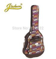 41-inch Acoustic Guitar bag /Common folk acoustic guitar case /dual strap /Waterproof Anti- Shock  1200D Waterproof Oxford cloth