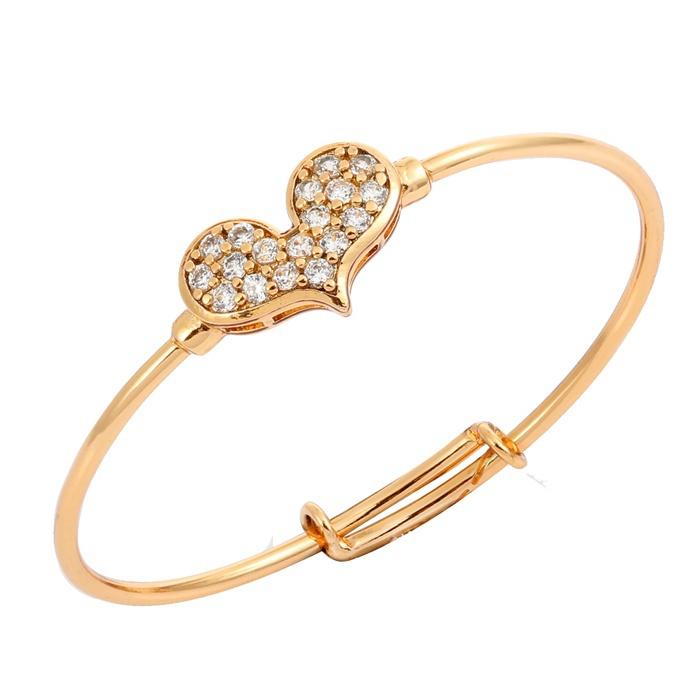 Inspirational Diamond Bracelet for Baby | Jewellry\'s Website