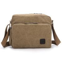 Best mens messenger bags for men Leisure canvas designer cross-body bags for school