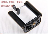 Mobile Clip Universal Mobile Cell Phone Camera, Tripod Stand Holder, for iPhone 4 4s ,5, /Samsung,no tracking code,1pc