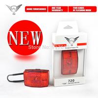 New 720 Brand bicycle LED Light IDS-001 3 LED bike light Free shipping