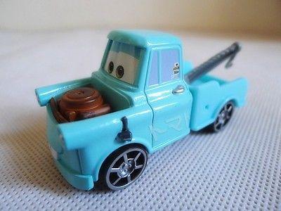 Pixar Cars 1:55 Drift Party Mater Metal Toy Car Loose(China (Mainland))