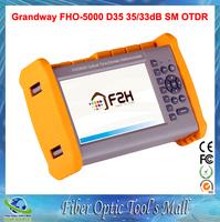 DHL Free Shipping Grandway D35 35/33dB Singlemode 1310/1550nm Optical Reflectometer OTDR