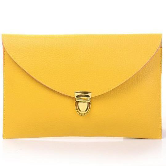 Hot Sale ! Newest Women's Girl Korea Tote Bag Handbag Shoulder Bag PU Leather Bags Cluth Bag, B18(China (Mainland))