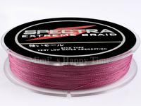 Free shipping! PE Dyneema Braided Fishing Line 4 strands Purple 300M 15LB 0.16mm high quality spectra braided fishing line
