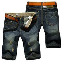 2014 New Fashion Brand Men Jeans Short B006