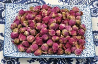 Free shipping 100% Natural Fresh 50g Pink Peony Rose Bud,blooming Flower tea Healthy Beautiful for Women Lady's Tea Anti-Aging