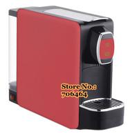 Bulk order only!!NewSemi-automatic capsule coffee machine N-espresso capsule/Lavazza point/customized coffee maker M.O.Q.100 PCS
