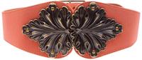 Woman Solid Adjustable Cummerbund Elegant Wide belt for female  2 Colors Brand new Cintos Cinturon N248 Hot sales